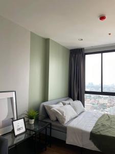 For RentCondoBang Sue, Wong Sawang : 📌 [Condo for rent] The Tree Interchange Condo, beautiful room, convenient transportation, separate kitchen, Chao Phraya River view, near MRT