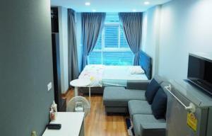 For SaleCondoOnnut, Udomsuk : Sale Casa Condo Sukhumvit 97 Fully furnished + electrical appliances Studio Room Building B Floor 2 (S2153)