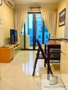 For SaleCondoRatchadapisek, Huaikwang, Suttisan : Condominium 34.20 sq m, Floor 12A IDEO Ratchada-Huay Kwang