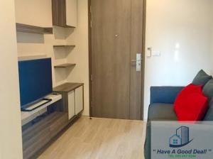 For SaleCondoRatchadapisek, Huaikwang, Suttisan : Suite 31.31 sq m, 6th floor, Centric Ratchada-Huay Kwang
