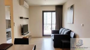 For SaleCondoRatchadapisek, Huaikwang, Suttisan : 50.16 sq m suite, 11th floor, Centric Ratchada-Huay Kwang