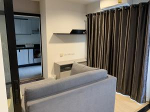For RentCondoRama9, RCA, Petchaburi : Urgent rent, the room dropped, the cheapest on the website, plus a high floor, Rise Condo Rama 9