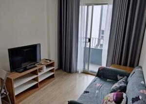 For RentCondoOnnut, Udomsuk : Condo for rent, Elio Sukhumvit 64, near BTS Punnawithi, very good price room