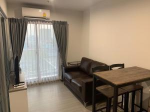 For RentCondoPinklao, Charansanitwong : Condo for rent: The parkland Charan - Pinklao, next to MRT Bang Yi Khan, 30 sqm., Beautiful room, pool view