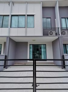 For RentTownhouseRama5, Ratchapruek, Bangkruai : Townhome for rent, Pleno Ratchaphruek-Rattanathibet, super hot !!!!