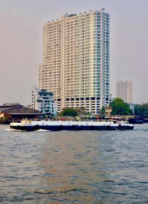 For RentCondoWongwianyai, Charoennakor : 🔥🔥Supalai river placeเจริญนคร #37 🔥🔥วิวแม่น้ำ กว้างแนว Panoramaชั้น 30 เนื้อที่ 70 ตารางเมตร2 ห้องนอน 2 ห้องน้ำมีอ่างอาบน้ำที่จอดรถ 2 คัน