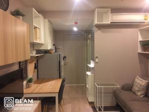 For RentCondoSiam Paragon ,Chulalongkorn,Samyan : ID023_P 💖IDEO Q CHULA💖 ** Beautiful room, fully furnished, ready to move in ** near Sam Yan MRT