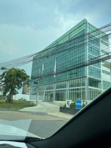 เช่าสำนักงานลาดพร้าว71 โชคชัย4 : LBH0128 ให้เช่า อาคารสำนักงาน  สร้างใหม่‼️ ลาดพร้าว 84 ติดถนนใหญ่ ติดเลียบทางด่วนรามอินทรา