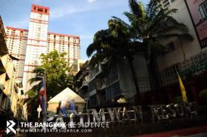 ขายคอนโดราชเทวี พญาไท : Shock Deal!! 2 ห้องนอนราคาคุ้ม ชั้น 25+ ขายคอนโดทำเลดีใกล้ BTS พญาไท Pathumwan Resort @5.35MB