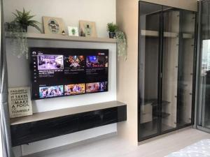 For RentCondoLadprao, Central Ladprao : 💕 For rent, Life ladprao condo, beautiful decoration, 17th floor, size 27 sqm., Ready to move in