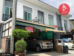 For SaleTownhouseSamrong, Samut Prakan : Townhouse for sale Gusto Thepharak Bangplee Samut Prakan.