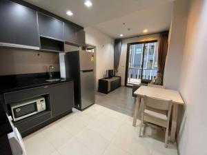 For RentCondoWongwianyai, Charoennakor : [For rent] Nye By Sansiri, beautiful room, fully furnished, carry a single bag, complete 33 sqm., Only 14000 baht / month, near BTS Wongwian Yai.