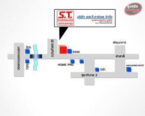 For RentShophouseRamkhamhaeng Nida, Seri Thai : For rent, commercial building, 4 rooms, 4 floors