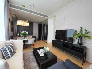For SaleCondoWitthayu,Ploenchit  ,Langsuan : Condo for sell 28 Chidlom Type 2 bedroom 2 bathroom Size 74 sq.m. Floor 15+