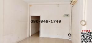 For RentShophouseRamkhamhaeng,Min Buri, Romklao : For rent 1 commercial building, Soi Ramkhamhaeng Ram 187.