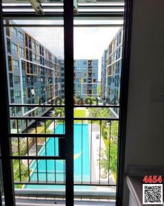 For SaleCondoLadkrabang, Suwannaphum Airport : Sale ICondo Green Space Sukhumvit 77 Phase 2 Pool View