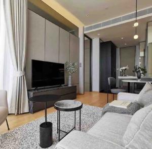 For RentCondoWitthayu,Ploenchit  ,Langsuan : Condo for rent 28 Chidlom Type 1 bedroom 2 bathroom Size 43.85 sq.m. Floor 39