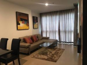 For RentCondoWongwianyai, Charoennakor : Condo for rent The River Type 1 bedroom 1 bathroom Size 65 sq.m. Floor 8