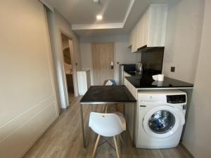 For RentCondoRatchadapisek, Huaikwang, Suttisan : For rent, Maestro 19, pet friendly condo 🐶🐱💗 Beautiful room, fully furnished, good value