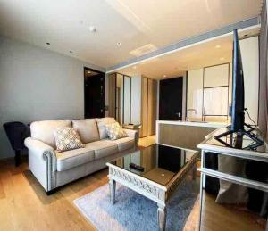 For RentCondoSukhumvit, Asoke, Thonglor : Condo for rent Beatniq Sukhumvit 32 Type 1 bedroom 1 bathroom Size 54.41 sq.m. Floor 22