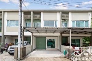 For SaleTownhouseRama5, Ratchapruek, Bangkruai : Townhome 2 stories Lumpini Town Ville Ratchaphruek-Nakhon In, beautiful condition, ready to move in