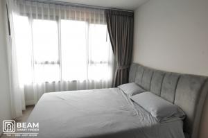 For RentCondoLadprao, Central Ladprao : LI027_N 💖😍 LIFE LADPRAO 2 rooms, 2 bathrooms, fully furnished. Ready to move in 💖😍
