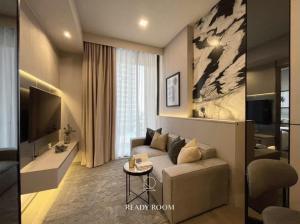 เช่าคอนโดสุขุมวิท อโศก ทองหล่อ : Celes Asoke New Unit for rent 45sqm very near to BTS and MRT 40,000.-/month