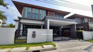 ขายบ้านพัฒนาการ ศรีนครินทร์ : ขายบ้านเดี่ยวสุดหรู โครงการ บุราสิริ พัฒนาการ 4นอน 64 ตรว. (บ้านใหม่ ทิศใต้)