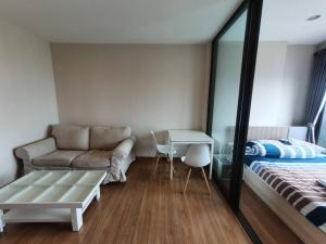 For RentCondoPinklao, Charansanitwong : SN456 for rent, The Tree RIO Bang-aor, size 30 sqm, Chao Phraya River view ** Real picture, real room, real price **