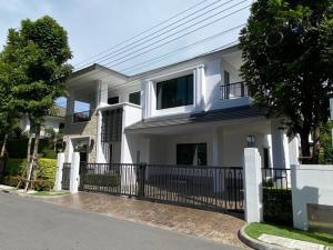For SaleHousePinklao, Charansanitwong : House for sale the Palazzo Charunsanitwong-Ratchapruek.