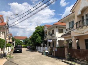 For RentHouseRattanathibet, Sanambinna : House for Rent at The Villa Rattanathibet