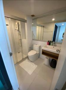 For RentCondoRattanathibet, Sanambinna : YRC6405020 ** For rent Knightbridge Tiwanon ** (Duplex Type).