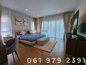 For SaleHousePattanakan, Srinakarin : Urgent sale!!! 4 bed rooms fully furnished detached house Call 061 979 2391