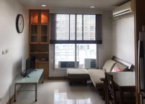 For SaleCondoRatchathewi,Phayathai : ✅ Sell / rent Baan Pathumwan, near BTS, size 45 sq.m., fully furnished ✅