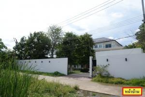 For SaleHousePattanakan, Srinakarin : Luxury detached house for sale, Pattanakarn zone