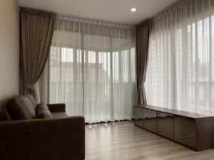 For RentCondoRama9, RCA, Petchaburi : Ideo Mobi Asoke for rent, 2 bedrooms Corner room