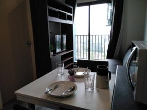 For SaleCondoPattanakan, Srinakarin : M3534-Condo for sale and rent, Rich Park @ Triple Station, with washing machine. Fully furnished, ready to move in ++
