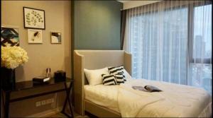"For RentCondoRama9, RCA, Petchaburi : POJ 295 ideo Mobi Asoke for rent. Nice decorated room. Furniture + electrical appliances, get free !!! ""CASH BACK 2,000 baht"""
