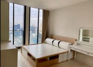 For RentCondoWitthayu,Ploenchit  ,Langsuan : POJ 300 FOR RENT Noble Ploenchit, new room (1 BR), high floor, fully furnished, free !!! Cash Back 5,000 baht.