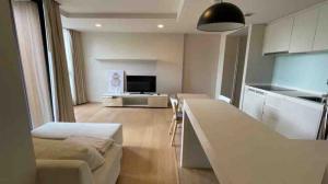 For RentCondoSukhumvit, Asoke, Thonglor : Condo for rent Liv 49 Type 2 bedroom 2 bathroom Size 75 sq.m. Floor 3