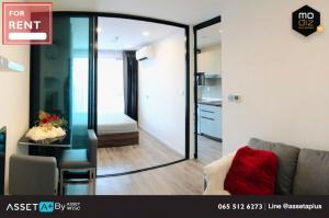 For RentCondoRatchadapisek, Huaikwang, Suttisan : [For rent] Condo Modiz Ratchada 32 1Bedroom Exclusive 1 bedroom, 1 bathroom, 24.5 sq m, 7th floor.