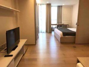 For RentCondoSukhumvit, Asoke, Thonglor : Condo for rent Liv 49 Type 1 bedroom 1 bathroom Size 40 sq.m. Floor 5