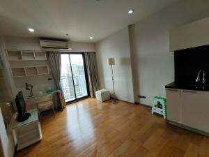 For SaleCondoWongwianyai, Charoennakor : For SALE [ Fuse Sathorn-Taksin ] 1 Bedroom unit / High Floor near BTS Wongwian Yai