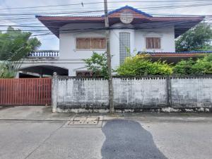 For SaleHouseBang kae, Phetkasem : Single house, corner plot, Petchkasem 68, Bang Khae.