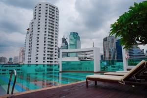 เช่าคอนโดสุขุมวิท อโศก ทองหล่อ : Urgent Rent ++ Beverly 33 Condo ++ Good Decor ++ Modern Facilities ++ Available @18000 🔥🔥