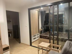 For RentCondoOnnut, Udomsuk : SR1-FF63 for rent, The Excel Hideaway, Sukhumvit 50, beautiful room, ready to move in.