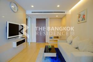 For SaleCondoRama9, RCA, Petchaburi : Beautiful room, Sky Kitchen, 46 sq m, garden view, The Address 5.89 million, quick sale