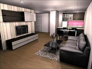 For RentCondoRamkhamhaeng Nida, Seri Thai : [AG.Post] 🔥🔥 Condo for rent [Bangkok Horizon Ramkhamhaeng 60] Furniture + appliances completely, Ready move in🔥🔥