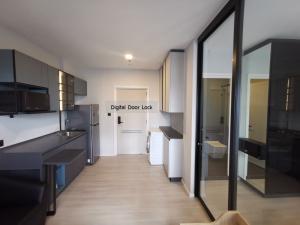 For RentCondoBang kae, Phetkasem : [AG.Post] 🔥🔥 Condo for rent [The Key Phetkasem 48] furniture + appliances, complete, beautiful room 🔥 still available 🔥🔥