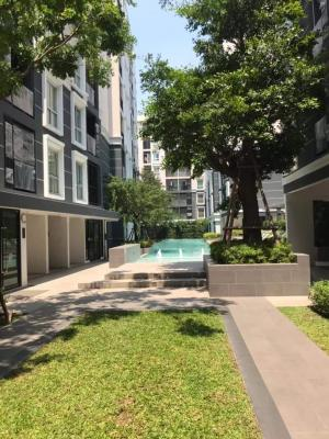 For RentCondoChengwatana, Muangthong : ‼ ️ New room, Red sign, Plum Chaengwattana Phase 3, very beautiful.